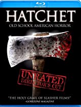 Hatchet: Blu-ray review