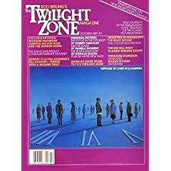 Rod Serling's The Twilight Zone Magazine, October 1981 (Vol. 1, No. 7) by Robert Sheckley,&#32;Pamela Sargent,&#32;Chet Williamson and T. E. D. Klein