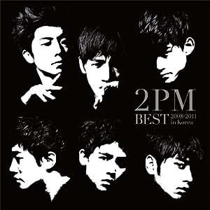2PM BEST -2008-2011 IN KOREA- +bonus(ltd.)(TYPE B)