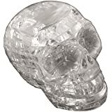 3D Crystal Puzzle Skull