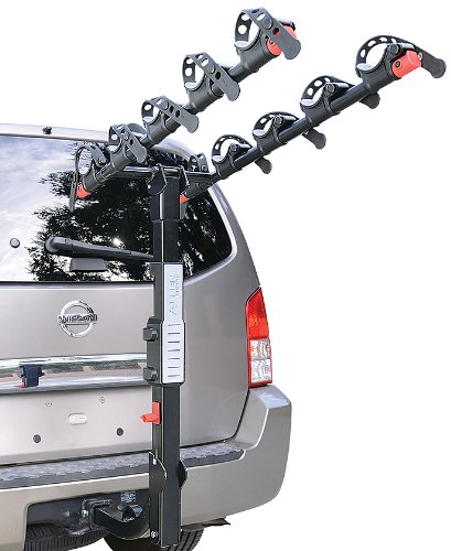 Allen Sports Premier Hitch Mounted 5-Bike Carrier front-83027
