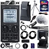 Roland Portable Handheld Recording Package