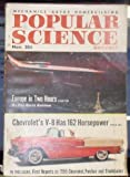 img - for Popular Science Monthly November 1954 (165) book / textbook / text book