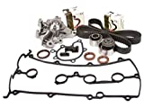 Evergreen TBK228VCT Ford Probe FS 2.0 DOHC 16V Timing Belt Kit Valve Cover Gasket Water Pump