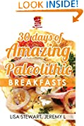 30 Days Of Amazing Paleolithic Breakfasts