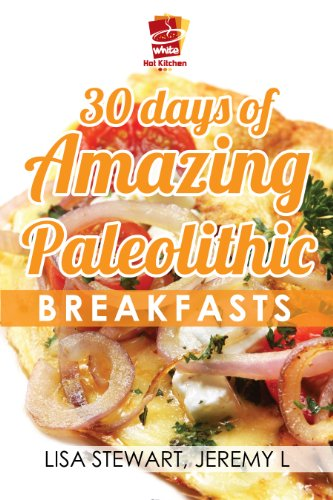 Paleolithic Nutrition Recipes