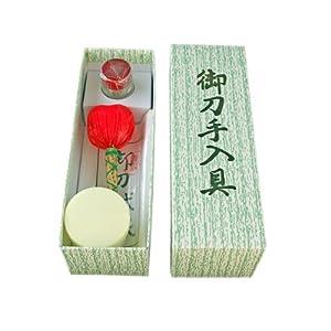 日本刀-模造刀 手入れ道具 [おもちゃ&ホビー]