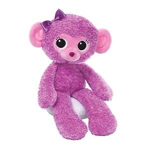 "Amazon.com: Gund 13"" Jeepers Peepers Monkey Plush: Toys"