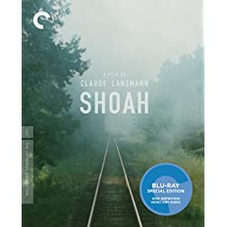 Shoah (Criterion Collection) [Blu-ray]