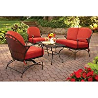 Better Homes 4-Pc. Patio Conversation Set