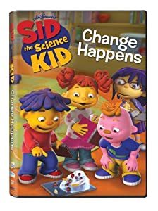 Sid The Science Kid Change Happens from NCircle Entertainment