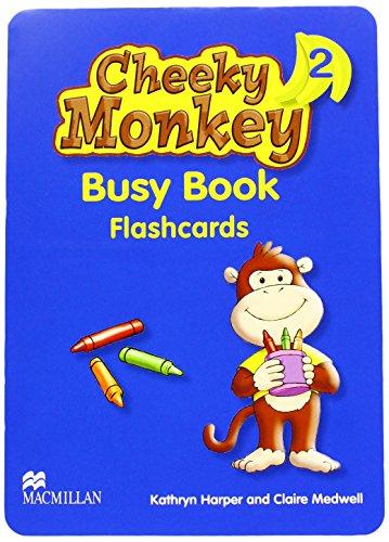 Cheeky Monkey 2 Busy Bk Fc
