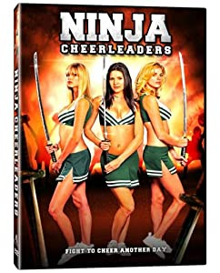 NEW Ninja Cheerleaders (DVD)