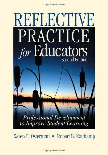 Reflective Practice for Educators: Professional...