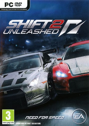 Shift 2: Unleashed Limited Edition - French only