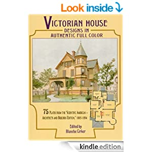 Victorian house designs in authentic full for Authentic victorian house plans