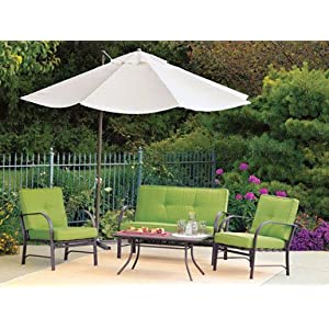 Southern Patio Round Offset Umbrella