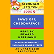 Geronimo Stilton Book 6: Paws Off, Cheddarface! | Geronimo Stilton