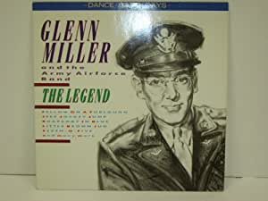Glenn Miller The Legend Lp Amazon Com Music