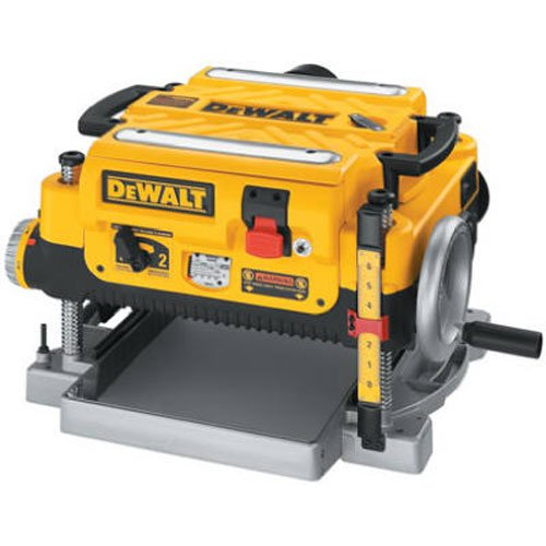 DEWALT DW735 13-Inch, Two Speed Thickness Planer via Amazon