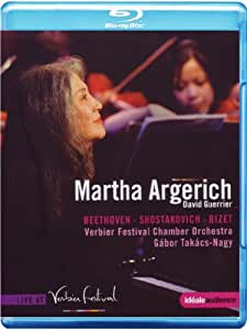 Argerich;Martha/Various 2010: [Blu-ray] [Import]