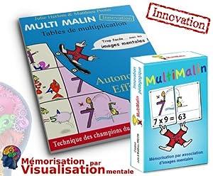 Apprendre les tables de multiplication avec la technique - Apprendre les tables de multiplication en chanson ...