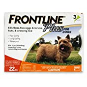 by Frontline 75% Sales Rank in Pet Supplies: 393 (was 688 yesterday) (74)Buy new:  $76.94  $29.00 11 used & new from $25.00