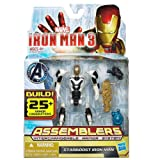 Starboost Iron Man Iron Man 3 Movie Assemblers Action Figure