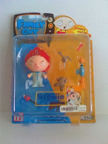 Picture of Mezco Family Guy Bedtime Stewie Figure (B0033N6GEA) (Mezco Action Figures)