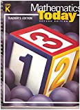 img - for Mathematics Today Level K Teacher's Edition book / textbook / text book