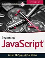 Beginning JavaScript, 5th Edition Front Cover
