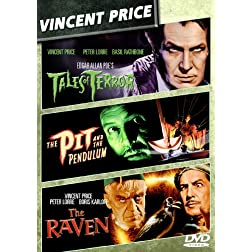 Raven/The Pit and the Pendulum/Tales of Terror, The