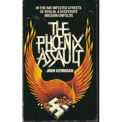 The Phoenix Assault John Kerrigan