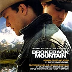 Brokeback Mountain, Original Soundtrack - Gustavo Santaolalla
