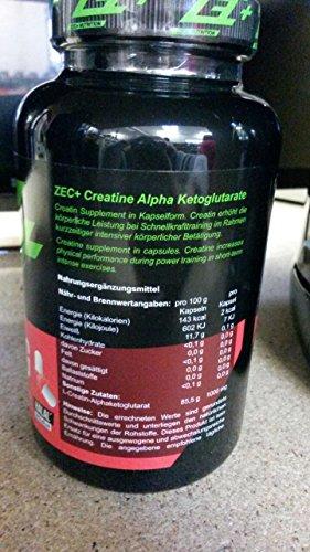 Zec+ Nutrition – Creatin AKG
