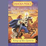 The Woman Who Rides Like a Man: Song of the Lioness, Book 3 (       UNABRIDGED) by Tamora Pierce Narrated by Trini Alvarado