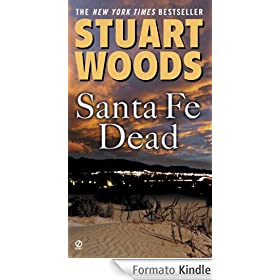 Santa Fe Dead: Ed Eagle Series, Book 3 (Ed Eagle Novel)