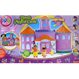 Dora the Explorer - Dora's Magical Castle Dollhouse