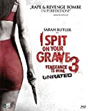 I Spit on your Grave 3: Vengeance is mine – Unrated [Blu-ray]