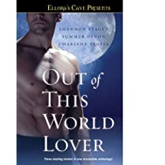 Out Of This World Lover cover