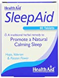 HealthAid SleepAid - Hops, Valerian & Passion Flower - 60 Tablets