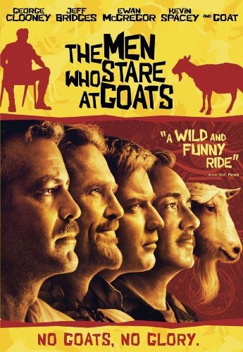 the men who stare at goats dvd 2009