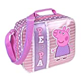 Acquista PEPPA PIG Sacchetto termico del pranzo - Lunch bag Stripes & Dots