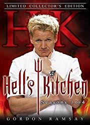 Hell's Kitchen: Seasons 1-4 (Limited Collector's Edition)
