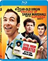 41 Year Old Virgin Who Knocked Up Sarah Marshall [Blu-Ray]