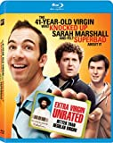 Cover art for  41 Year Old Virgin Who Knocked Up Sarah Marshall [Blu-ray]