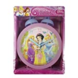 Disney Princess Giant Bedside Table Bell Alarm Clock
