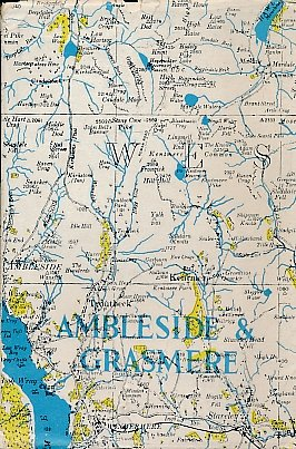Around Ambleside and Grasmere. Footpath Guides No. 51