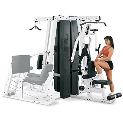 Body Solid Exm4000s Triple Stack Home Gym from Body-Solid