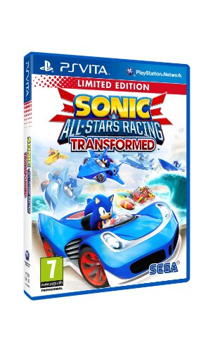 Sonic & All Stars Racing Transformed Limited Edition galerija